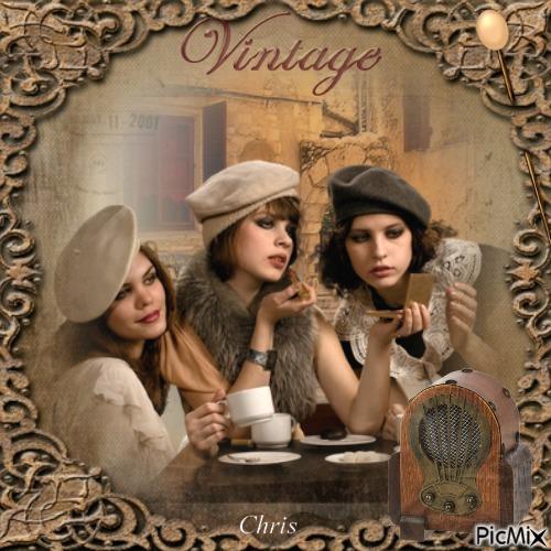 Les trois amies