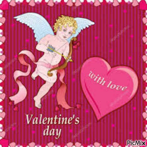 Angel Cupido vintage