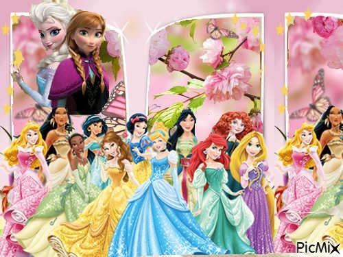 Pour toutes les Princesses