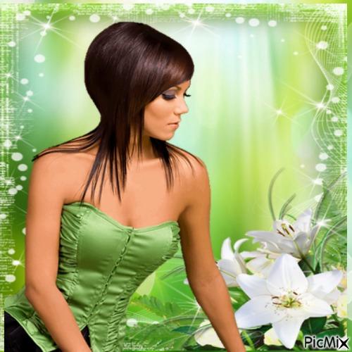 Femme Green