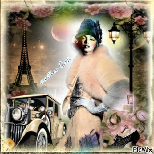 Marilyn Monroe-retro