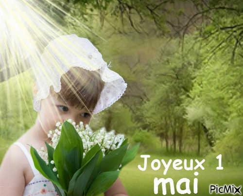 Joyeux 1 mai