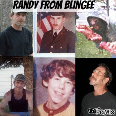 Randy From Blingee