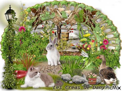 féés et animaux