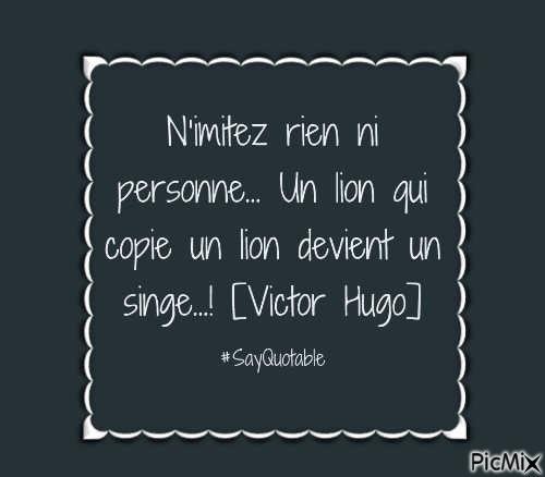 Citation De Victor Hugo Picmix