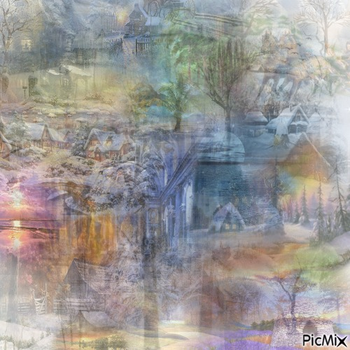 Confusing landscape