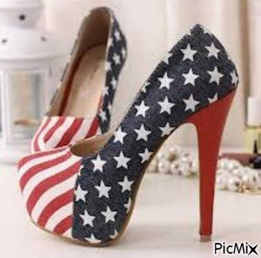 chaussure américaine