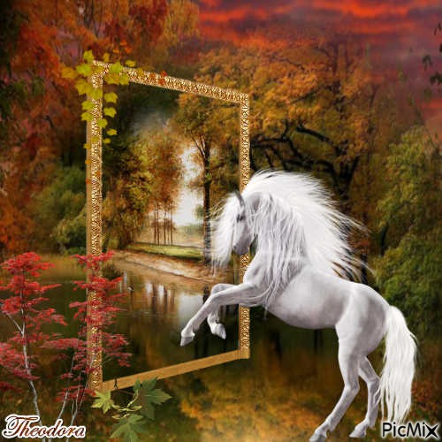 A horse is a mirror to your soul. Sometimes you might not like what you see. Sometimes you will.