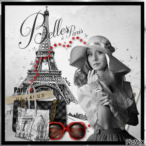 Belle de Paris
