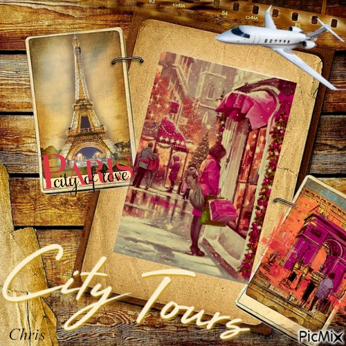 City tours Paris