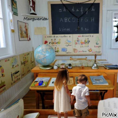 bientôt à l'école   CONCOURS