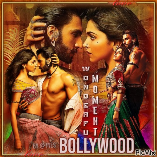Bollywood Liebes Momente