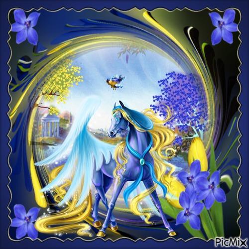 Bunter Pegasus
