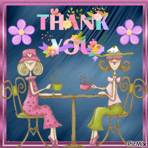 Thank You PicMix Friends