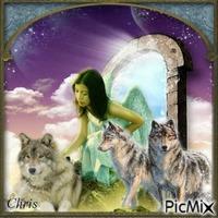 L'ange gardien des loups
