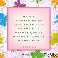 carte  Louise Haye
