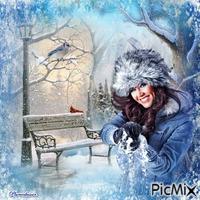 Journée d'hiver.