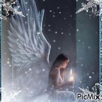 Tristesse d'ange