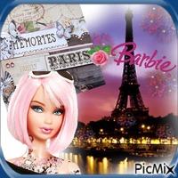 Barbie to Paris