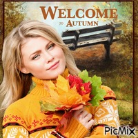 Welcome to autumn
