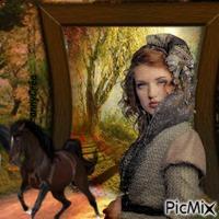 Ma passion pour les chevaux