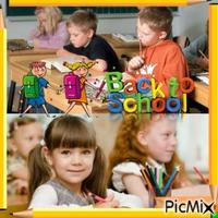 Baclk to School