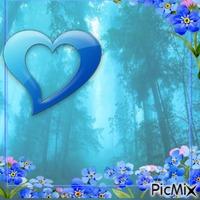 Foret bleu