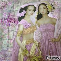 Together forever ...
