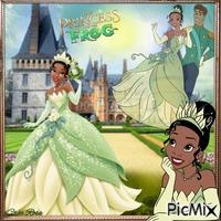 Concours : La princesse et la grenouille