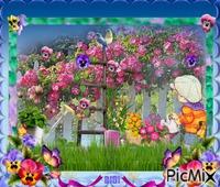 """Défi """"Fleur"""" du 17 au 23 juin"""