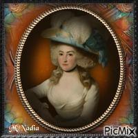 portrait style baroque
