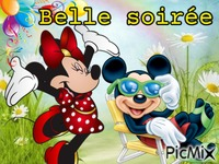 Mickey et Minnie