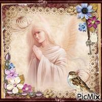 Portrait d'un ange.