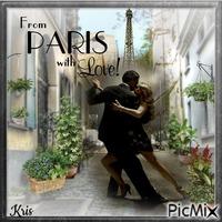 Tango à Paris ❤️🌼