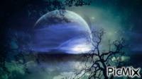 """""""La lune flamboillante"""""""