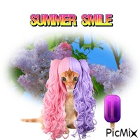 Smile In My Sexy Summer Wig