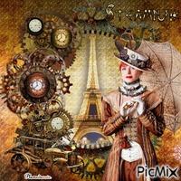 Steampunk Paris.