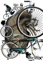 Corazón de pedal