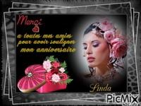 Cadeau de remerciement de ma soeur Linda ♥♥♥