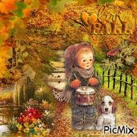 Hello, hello l'automne est là!