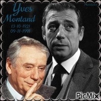 Yves Montand.