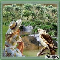 l' oiseau sacré