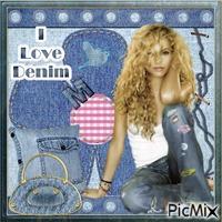 I Love Denim