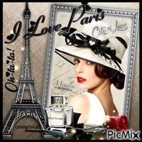 Mon parfum PARIS
