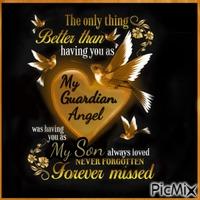 My Guardian Angel Son