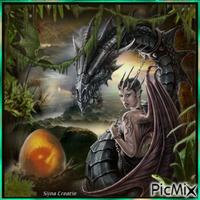 Dragon - Fantasy