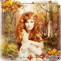 La femme de l'automne