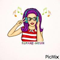 LOGO ROXANE-MUSIK