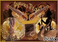 Joyeuses Pâques aux blogs Musik