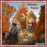 Willkommen Oktober!